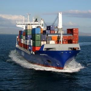 Доставка груза морским транспортом
